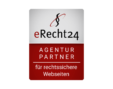 erecht24 Partner Agentur