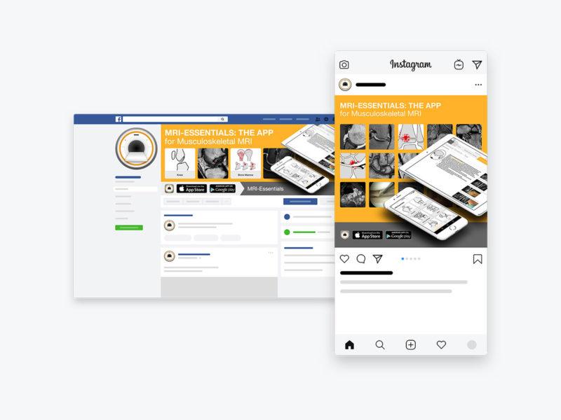 Socialmedia Werbekampagne