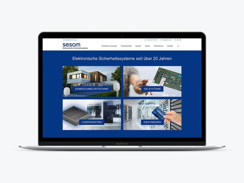 Webdesign & Onlinekatalog